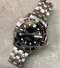 Hot AAA + relógio de homem 600 SEA 212.30.41.20.01.005 matser 41MM mostrador de relógio automático James Bond 007. venda por atacado