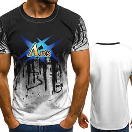 fa7be2088f69 Order T Shirts NZ - Fate Grand Order Quick Arts Gradient color T Shirt Men  Fast