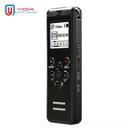 Wholesale Metal kbps Voice Recorder USB Voice Recorder Automatic Noise Reduction Mini Pen with Speaker MP3 Player