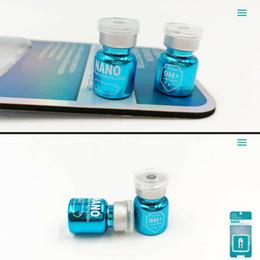 $enCountryForm.capitalKeyWord Australia - 2mL NANO Liquid Glass Screen Protector Oleophobic Coating Film Universal for iPhone Huawei Xiaomi Mate 20 Pro Lite Redmi