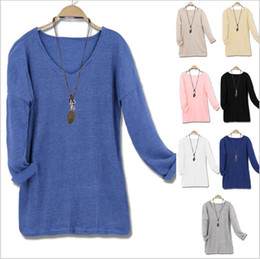 $enCountryForm.capitalKeyWord Australia - Sweater Women's Clothes Designer Sweaters V Neck Solid Cardigan Knit Coat Outwear Casual Blouse Knitwear Fashion Tops Jacket Pullover B4274
