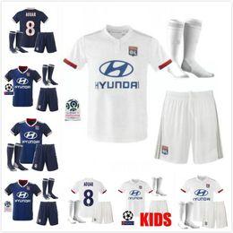 $enCountryForm.capitalKeyWord Australia - kids KIT Lyon Maillot de foot 2019 2020 Olympique Lyonnais soccer jersey children kits 19 20 TRAORE MEMPHIS FEKIR OL MAILLOT football shirts