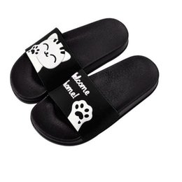 1ad1b4061642 SAGACE 2019 Women Slippers Casual Style Unisex Men Women Home Slippers Panda  Beach Slides Casual 90316056