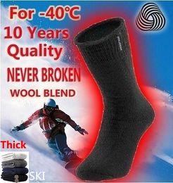 10 pcs Homens Meias De Mistura De Lã Dos Homens Meias Grossas de Inverno Mistura De Lã Quente Conforto Loop Confortável Vestido Meias Moda em Promoção