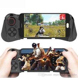 $enCountryForm.capitalKeyWord Australia - 1pcs Pop 058 Wireless Game Pad Bluetooth Android Joystick Vr Telescopic Controller Gaming Gamepad For Iphone Support Cross Fire