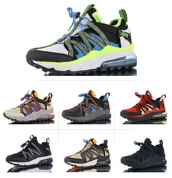 Soccer SerieS online shopping - 2019 winter new ACG outdoor wind Max Bowfin bow fin fish series function outdoor rear half palm cushion running shoes