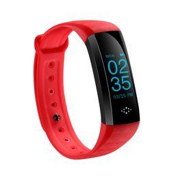 $enCountryForm.capitalKeyWord Australia - Fitness Tracker Wireless Smart Activity Trackers Wristband Blood Pressure Heart Rate Monitor Sport Bracelet Pedometer Watch