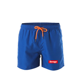 red white blue swimsuit men UK - 2019 Brand men's beach shorts swim trunks summer swimming shorts for men swimwear man swimsuit bathing wear