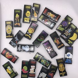 more cigarettes 2019 - Dank Flavor Package Empty Boxes Bags More than 16 Flavors Atomizers E-cigarette Packing Vaporizer Pen 1 gram Flavor Pack