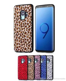 Discount iphone plush phones - Pop For Samsung S9 Leopard Plush Leather Phone Case Classic Luxury Horse Shell S9plus Cover For Iphone 6 7 8 x xs Max Fo