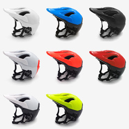 Super light road bike helmetS online shopping - Cycling Helmet MTB Mountain Bike helmet Sports Safety TRAIL XC OFF ROAD Super light All terrai Bicycle man BMX New
