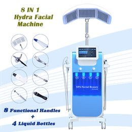 Skin Facial Products Australia - hydrafacial microdermabrasion beauty care product professional skin scrubber Face cleansing SPA beauty equipment hydro peeling facial