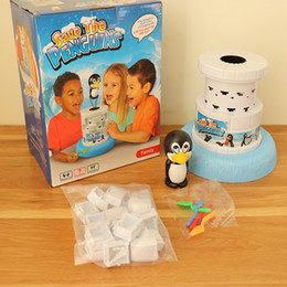 $enCountryForm.capitalKeyWord Australia - Save the little penguin Ice Game Educational Cute Learning Funny Gadgets Parent-child Interactive Toy Hand Eye Coordination