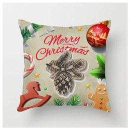$enCountryForm.capitalKeyWord Australia - 2020 New Year Christmas Decorations For Home Decor For Home Decoration Accessories Navidad Ornaments Christmas Cushion Cover