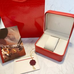 $enCountryForm.capitalKeyWord Australia - Hot selling Low price top quality Factory Supplier Luxury Box Wooden&paper Watch Box Papers Card Boxes&Cases Wristwatch Box with handbags
