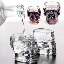 old glasses Australia - Bones Armor Warrior Skull Designed Wine Glass Cup Mug Gothic for Home Barware Drinkware Whiskey Wine Skull Cup Water Drinking