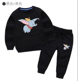 christmas clothes Australia - Brand boy and girl suit sportswear sweater clothing set best selling fashion spring and autumn children's long-sleeved sweater k