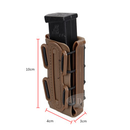 $enCountryForm.capitalKeyWord UK - US Magazine Pouches Mil Fastmag Belt Clip plastic molle pouch bag 9mm softshell G-code G17 G19 1911 R225 Mag Carrier tall