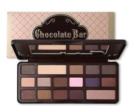 Hot Bar Australia - Hot Sales Chocolate Bar First Generation 16 Colors Makeup Professional Eyeshadow Palette Makeup Eyeshadow Smoky Nude Makeup