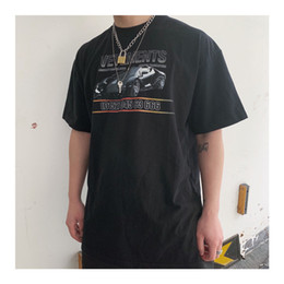$enCountryForm.capitalKeyWord Australia - Vetements Men Women T shirt 1:1 High quality CAR Digital direct injection Top Tees vetements T shirt