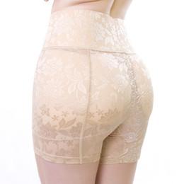 Ladies Lace Butt Lifter Padded Body Shaper Panties Women Padded Butt Hip Enhancer Panties Shaper Underwear