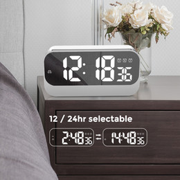 $enCountryForm.capitalKeyWord NZ - 8802-2 Factory supply cheap price led digital alarm clock electronic table clock led light changable clock