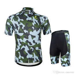 Gears For Sale Australia - Sale Bicycle Bike Team Men Armygreen Riding Clothes Cool Cycling Jerseys New Style Cycling Jerseys Cycling Gear For Elite -Level Racing
