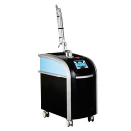 Tattoo Removals Australia - Picosecond Laser machine pigment tattoo removal Q-Switched Nd Yag 5ns laser equipment 1064nm 532nm 755nm 7 jointed articulated arm
