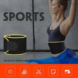 d31b111259 Neoprene Waist Belt Sweat Premium Waist Trainer Trimmer Belt Body Shaper  Hot Shapers Waist Cincher For Men Women