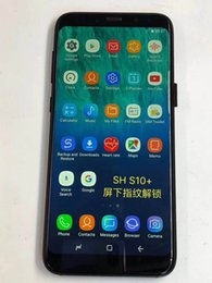 $enCountryForm.capitalKeyWord Canada - 2019 Goophone S9 S10 Unlocked cell phone Quad Core Android 6.0 1G Ram 1G Rom 8G 16G Show Octa core 64GB ROM Show 4G LTE Smartphone