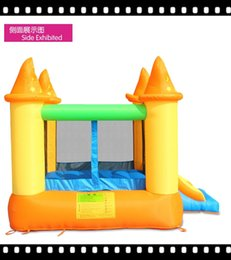 $enCountryForm.capitalKeyWord Australia - China Factory Bounce House Inflatable Air Bouncer Trampoline For Sale inflatable castle children's park jumping bed