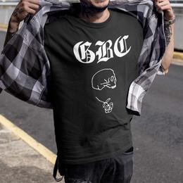 Punk Skull Shirt Australia - Casual T Shirt Cool Rose Skull 100% Cotton Summer Streetwear Fashion T-shirt Hip Hop Punk Tshirt Rapper Eu Size