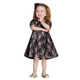 $enCountryForm.capitalKeyWord UK - 2019 Mommy Me Baby Girls Infant Lace Design Mini Dress for girls Family Matching costume kids Clothes Girl vestidos Dropshipping