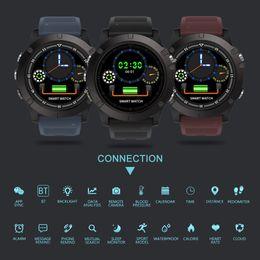 $enCountryForm.capitalKeyWord Australia - Outdoor Digital Smart Sport Watch Monitor Wrist Heart Rate Blood Pressure Fitness Activitity Tracker Watch Men IP68 Waterproof