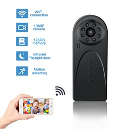 mini wireless camera dvr 2019 - Vikewe V18 Mini Wifi Camera 1080P Wireless Home Security Camera Night Vision Motion Detection Camcorder Small Dash Cam c