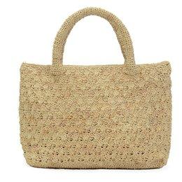 $enCountryForm.capitalKeyWord Australia - Summer Beach Bag French Style Handbags Women Straw Bag Jeanne Damas Elegent tote Travel Shopper Clutch