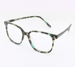 4f8195224e Oliver Peoples Eyeglasses Frames Men Optical Glasses Frame Women Brand  Square Sectacles Frames Retro OV5374 Myopia Eyewear with Original Box