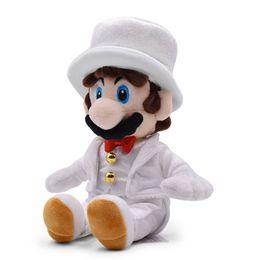 $enCountryForm.capitalKeyWord UK - Anime Super Mario Odyssey Bros Wedding Dress Mario Peluche Doll Plush Soft Stuffed Toy Great Christmas Gift For Children