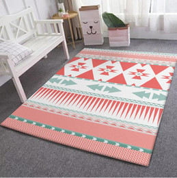 Home door mats online shopping - Nordic Carpets Rugs Modern Carpet Living room Bedroom Large Child Climbing Mats Kitchen Door Mat Home Decor Area Rug Antiskip W28