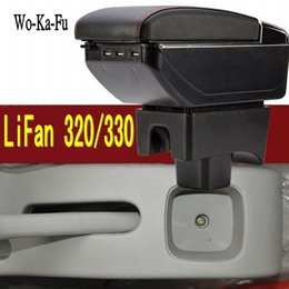 $enCountryForm.capitalKeyWord Australia - For LiFan 320 330 armrest box central Store content Storage box with cup holder ashtray USB interface 2008-2013