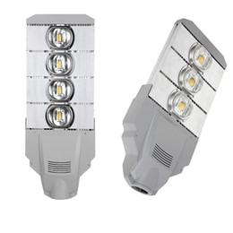 Brushed Aluminum Lights Australia - Waterproof street lighting fixture LED street light lamp LED road light waterproof IP65 50W AC85V-265V input die-cast aluminum