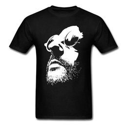 Hot Sale 2019 Bojack Horseman Men T Shirt Casual Man T-shirts David Bowie Funny Tshirt 100% Cotton Stylish Short Sleeve T-shirt Superior Materials T-shirts Men's Clothing