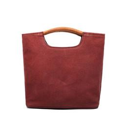 $enCountryForm.capitalKeyWord NZ - Pop2019 Basket Fund Book Handbag Genuine Leather Woman Baotou Layer Skin Single Shoulder Satchel
