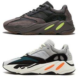 Venta caliente New700 v2 estática para hombre mejor calidad ola corredor 700 Kanye West diseñador zapatillas para mujer 2019 botas de marca en venta