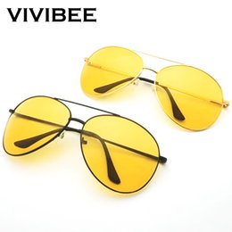 63b9e3a5a24af Night Drive Glasses Night Vision Driving Clout Goggles Yellow Lense Women  Men 2019 Anti-Reflective UV400 Driver Sunglasses