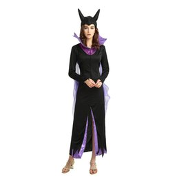 $enCountryForm.capitalKeyWord UK - Adults Women Witch Costume Cosplay Costumes 871 Demon Dress for Female Christmas Halloween Masquerade Party Dress Decoration
