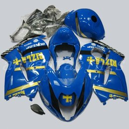 $enCountryForm.capitalKeyWord Australia - New ABS motorcycle bike Fairings Kits Fit For SUZUKI Hayabusa GSX1300R 1997-2007 GSX 1300R 97 98 99 00 01 02 07 fairings custom blue RIZLA+