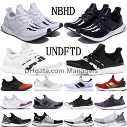 Chinese  Game of Thrones UNDFTD NBHD Ultraboost 2019 UB 4.0 5.0 Triple Black White running shoes mens womens Thunder multi-color designer sneakers manufacturers