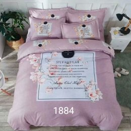 Bedsheet Cotton White Australia - 5pc variety of warm white dot colored cute bed sheet spring and autumn 100% cotton comfort kids home textile