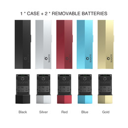 $enCountryForm.capitalKeyWord Australia - 100% Authentic Suorin Edge Case with 2 Batteries 230mAh Fit Suorin Edge Pod Max 10W Output Removable battery design E cig Pod